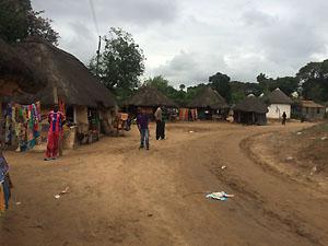 Zambian Cultural Village